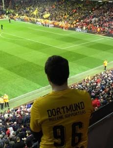 Στο Anfield με Liverpool