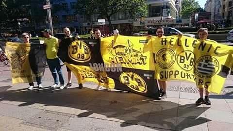 Dortmund - Frankfurt (τελικός κυπέλλου)