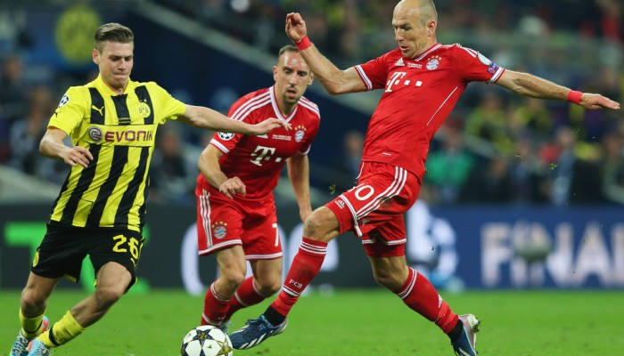 Borussia+Dortmund+v+FC+Bayern+Muenchen+UEFA+f79NCq3GdhDx